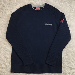 Tommy Hilfiger ribbed sweater (binSW1)